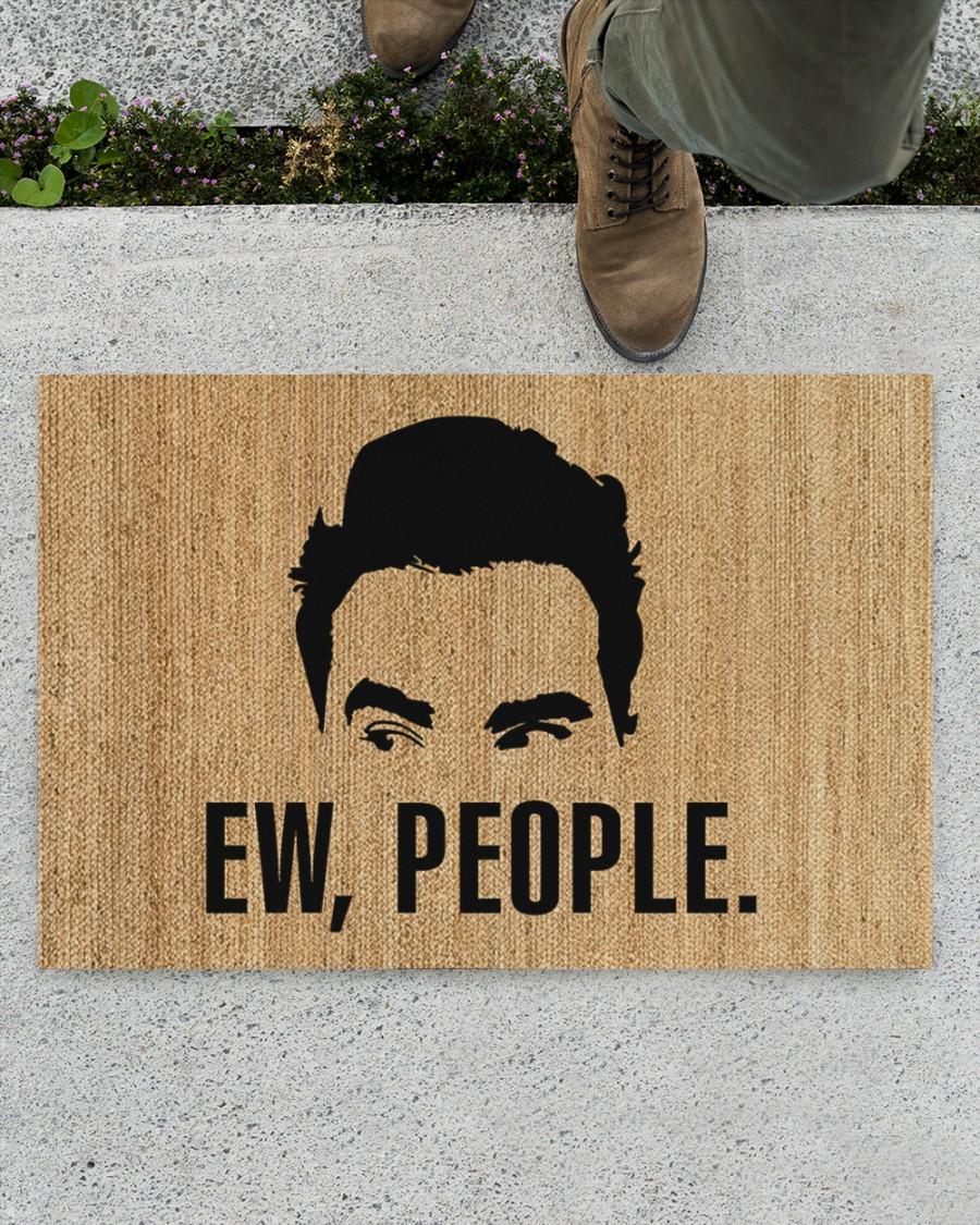 Ew people Doormat 1