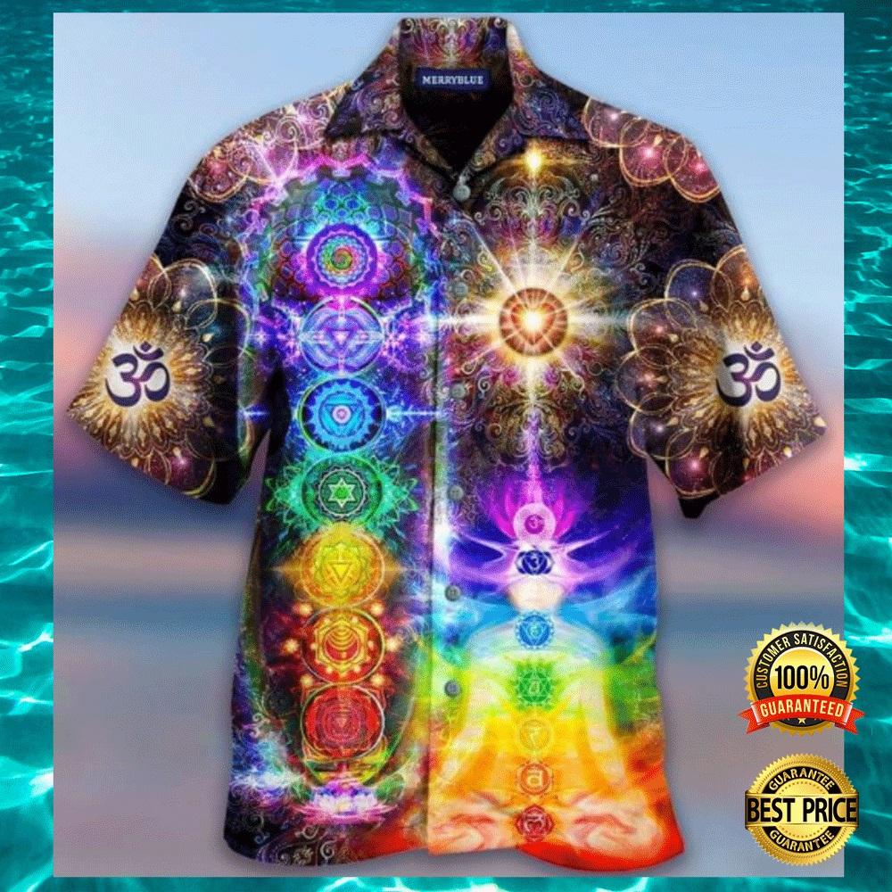 Mind and soul in a harmony Chakra hawaiian shirt1