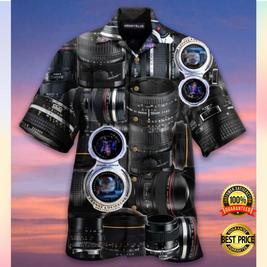 Once a photographer always a photographer hawaiian shirt 2