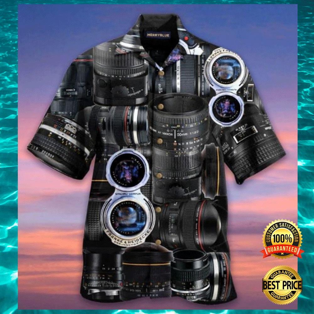 Once a photographer always a photographer hawaiian shirt1