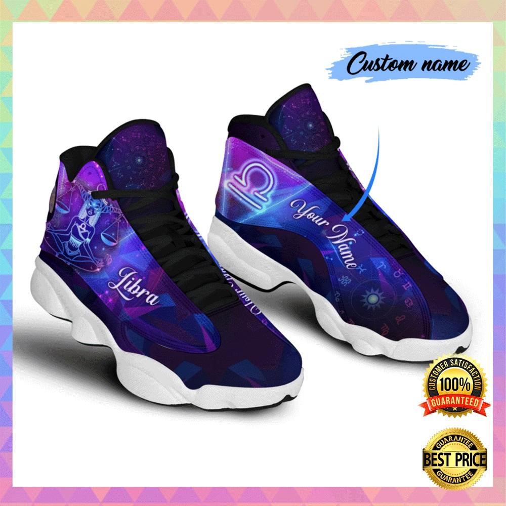 Personalized libra jordan 13 shoes2