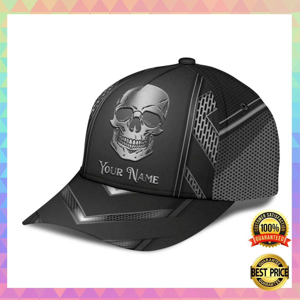 Personalized skull cap2