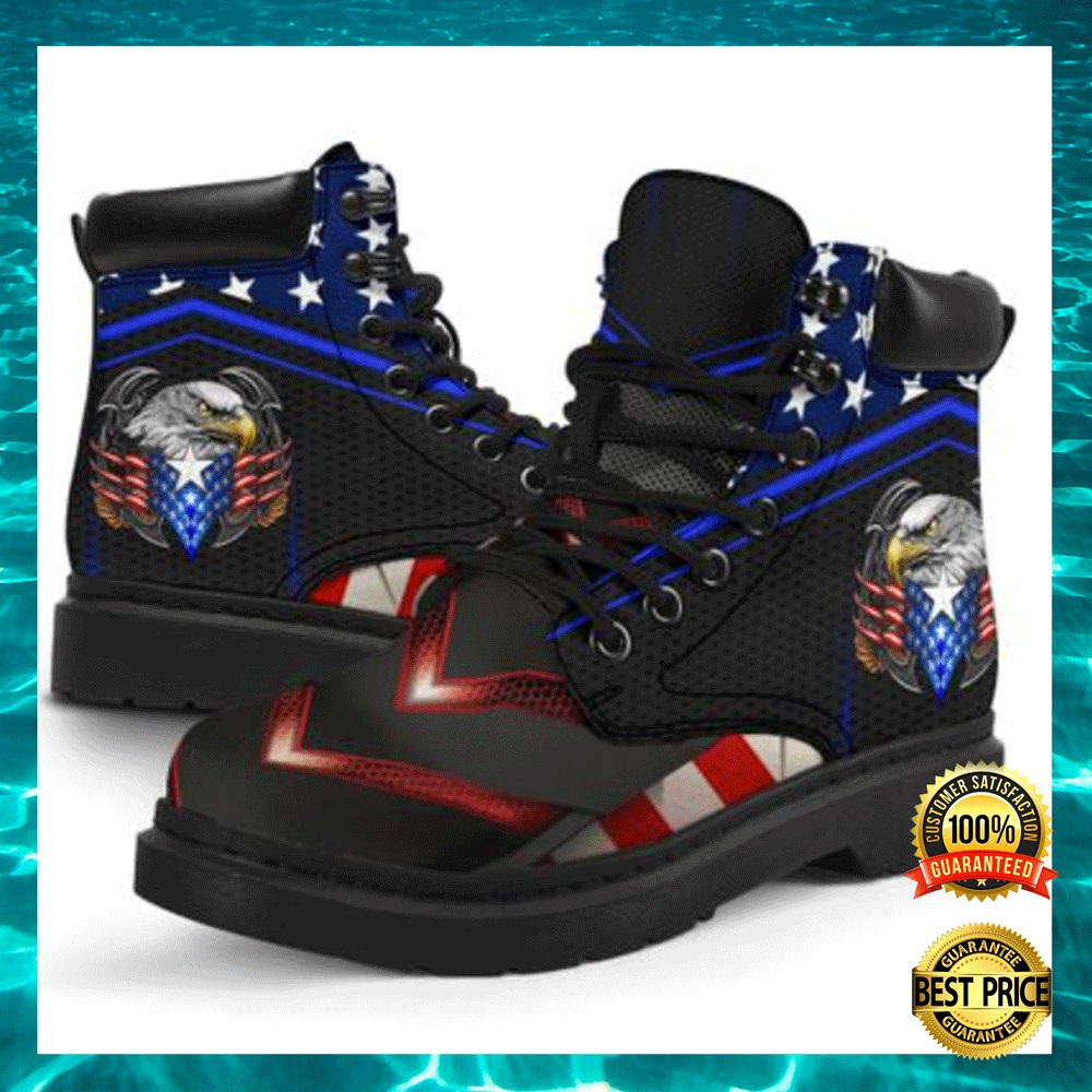 Proud American Eagle timberland boots2
