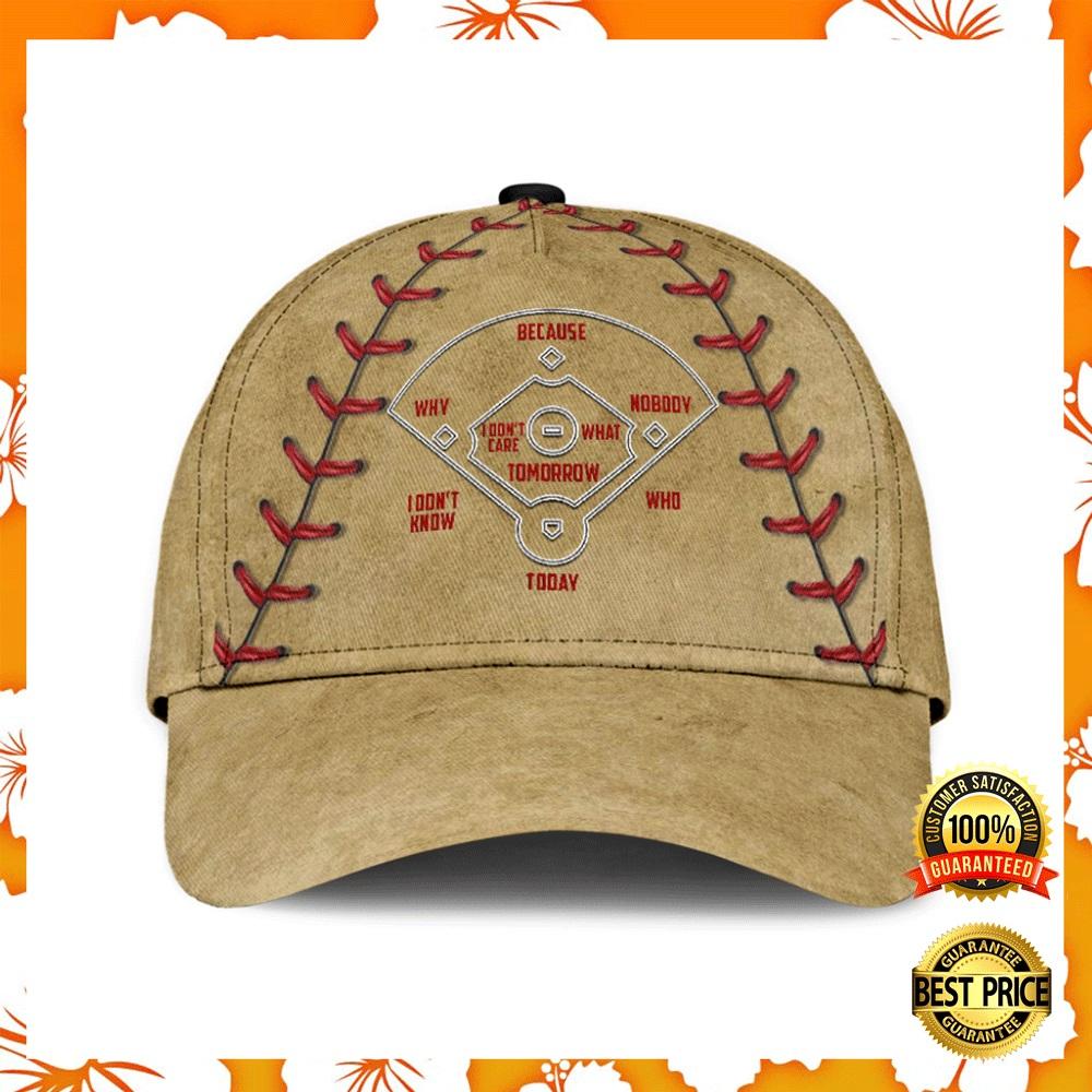 Baseball court cap1