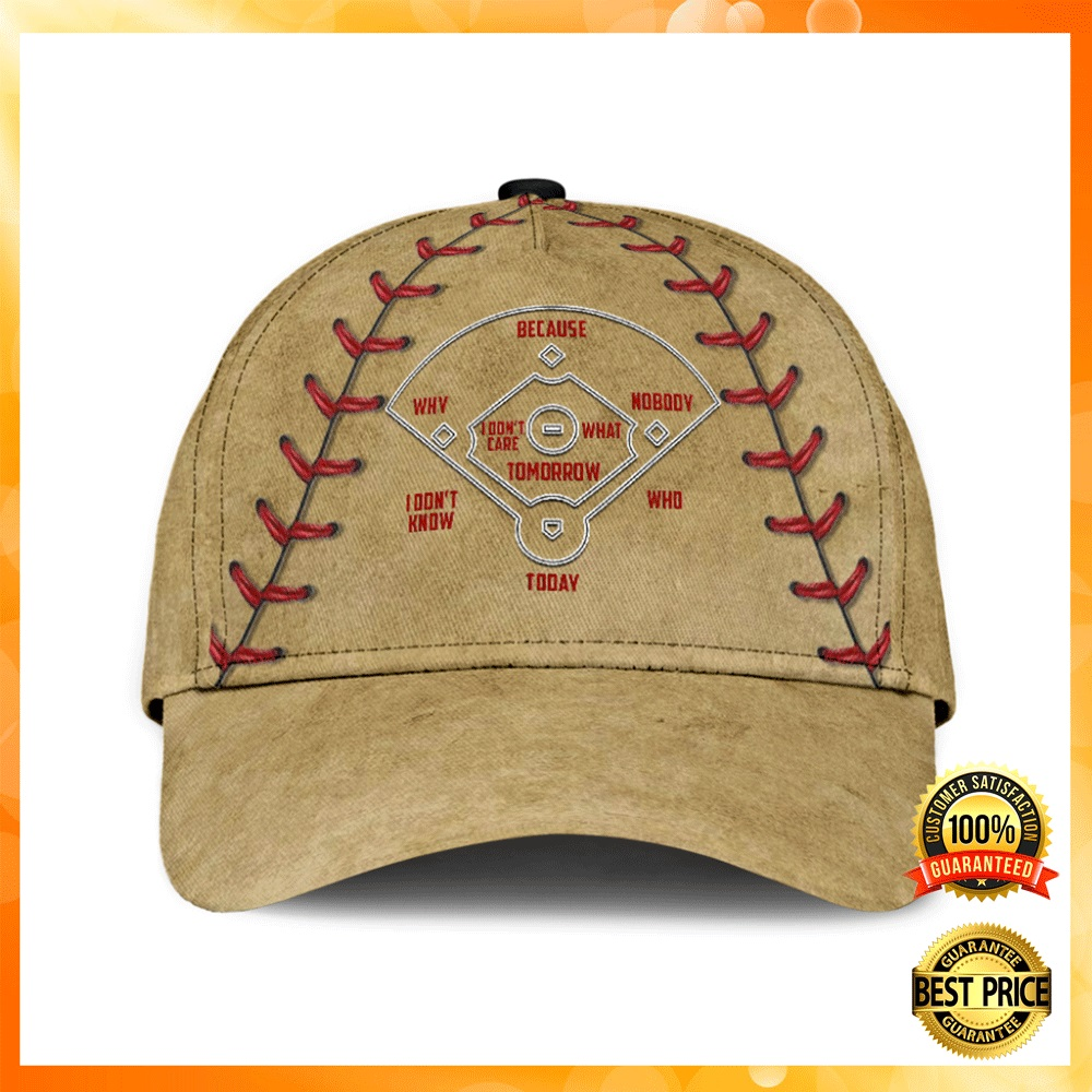 Baseball court cap2