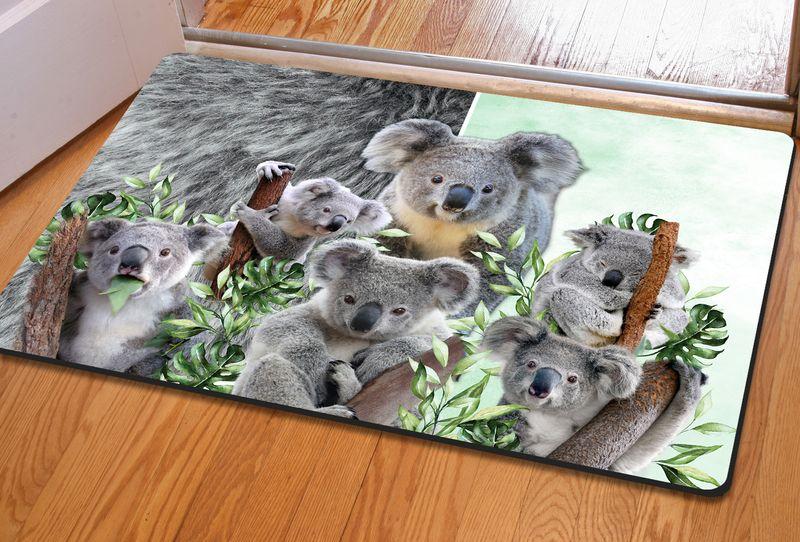 Koala doormat Picture 1