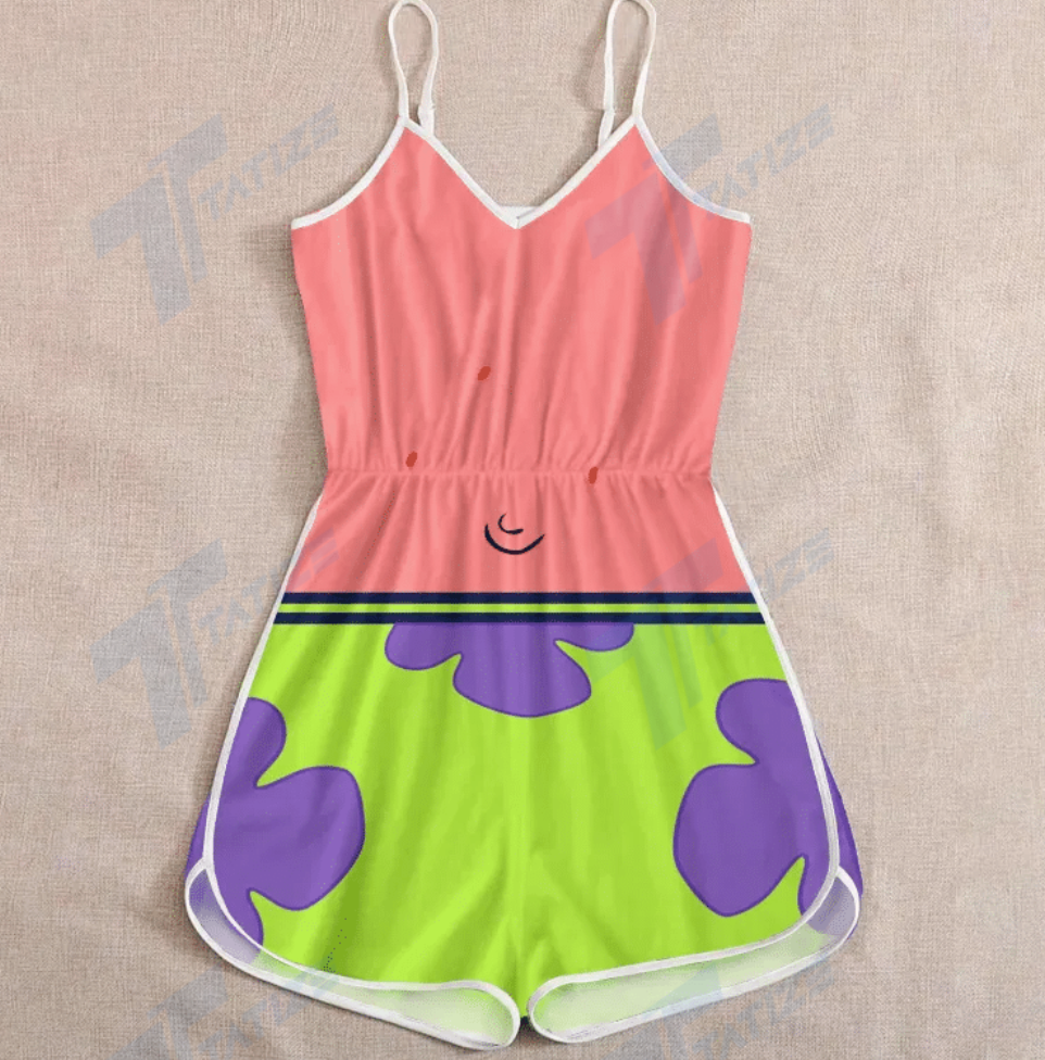 Patrick Star outfit romper