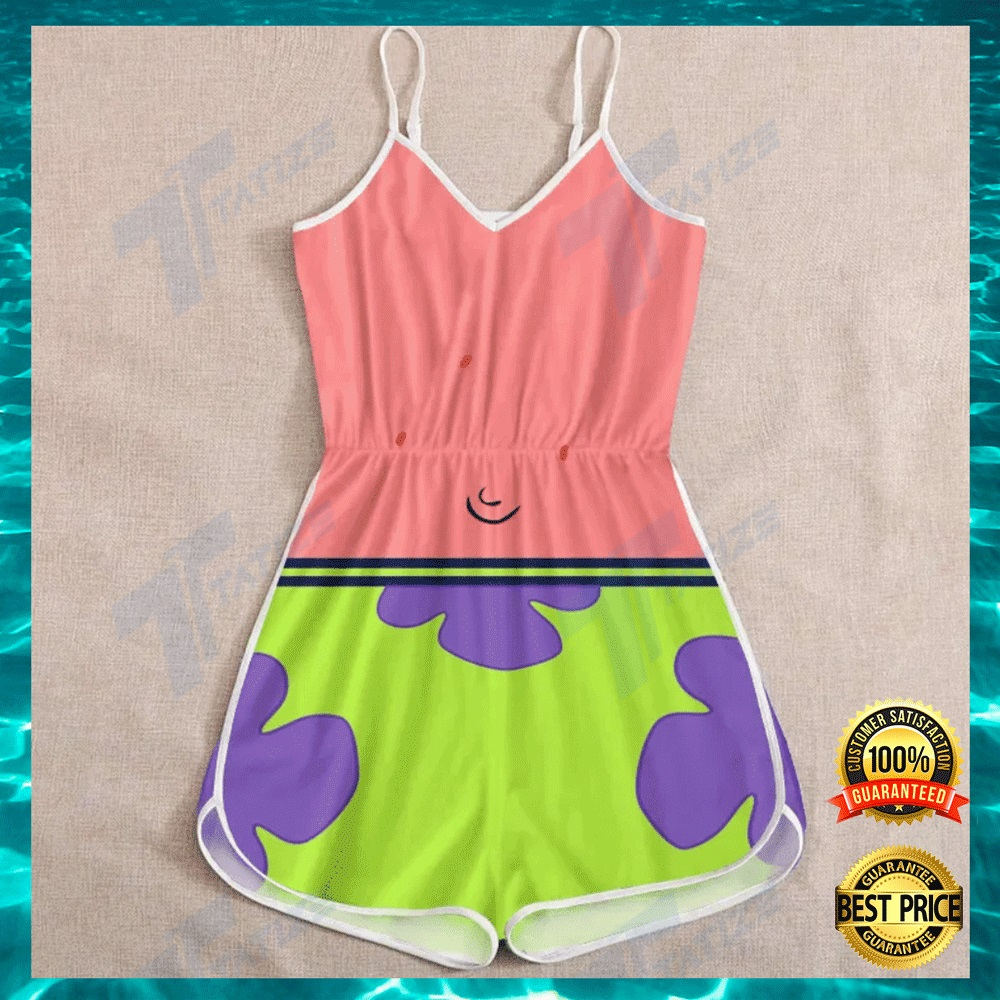 Patrick Star outfit romper1