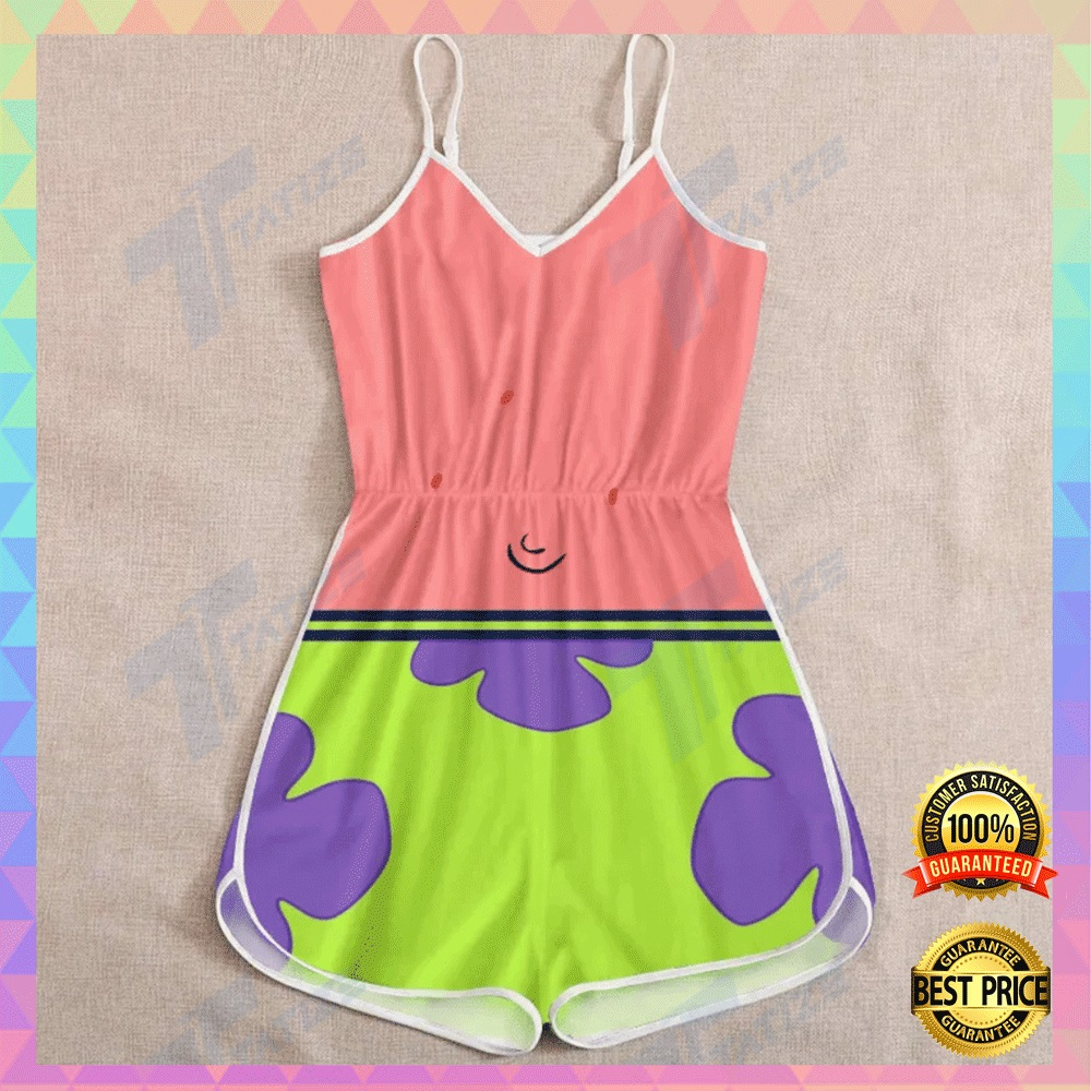 Patrick Star outfit romper2