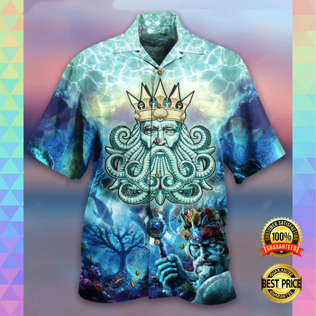 Poseidon hawaiian shirt 4
