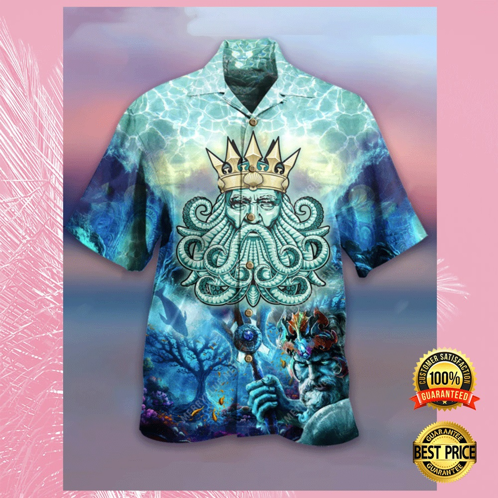 Poseidon hawaiian shirt1