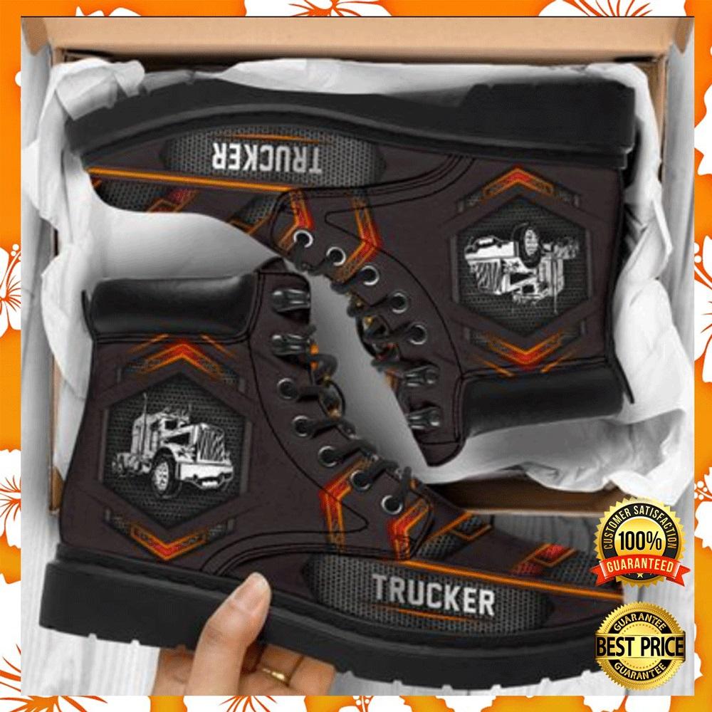 Trucker timberland boots2