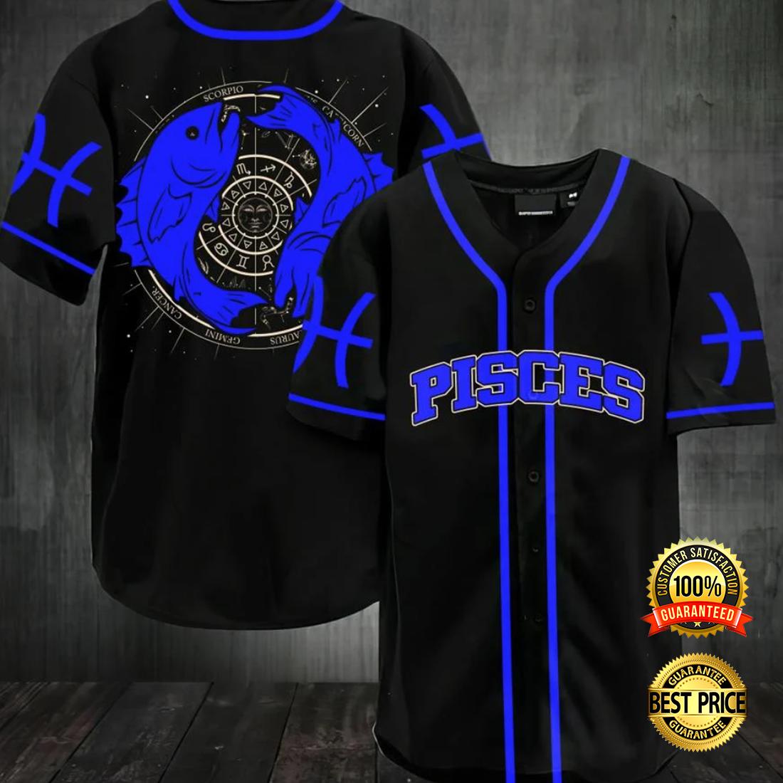 Pisces baseball jersey 4