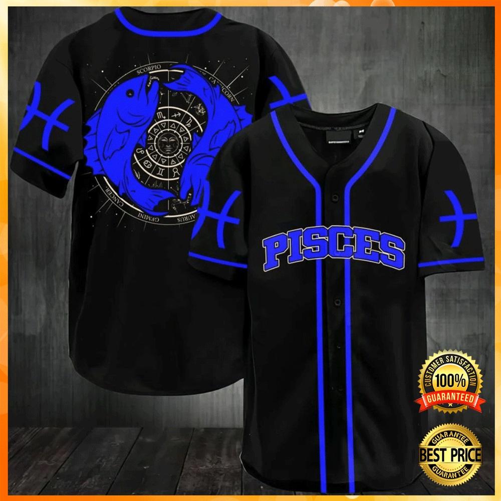Pisces baseball jersey1 1