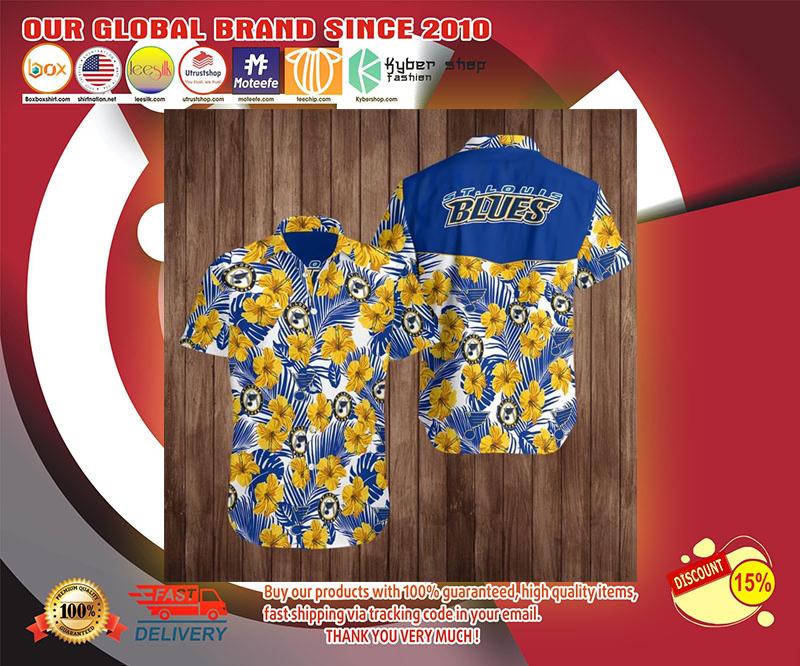 ST louis blues hawaiian shirt 2