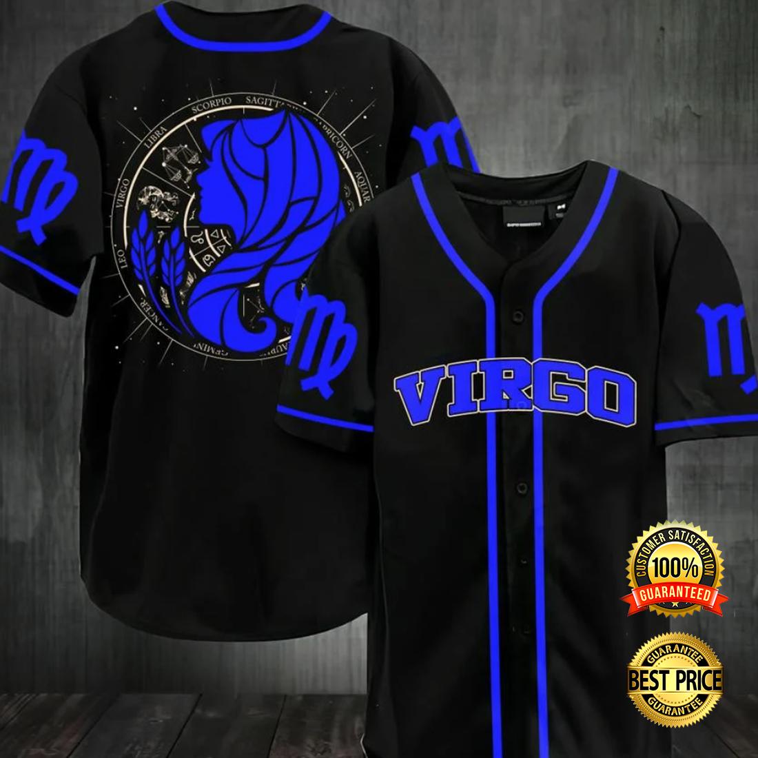 Virgo baseball jersey 4
