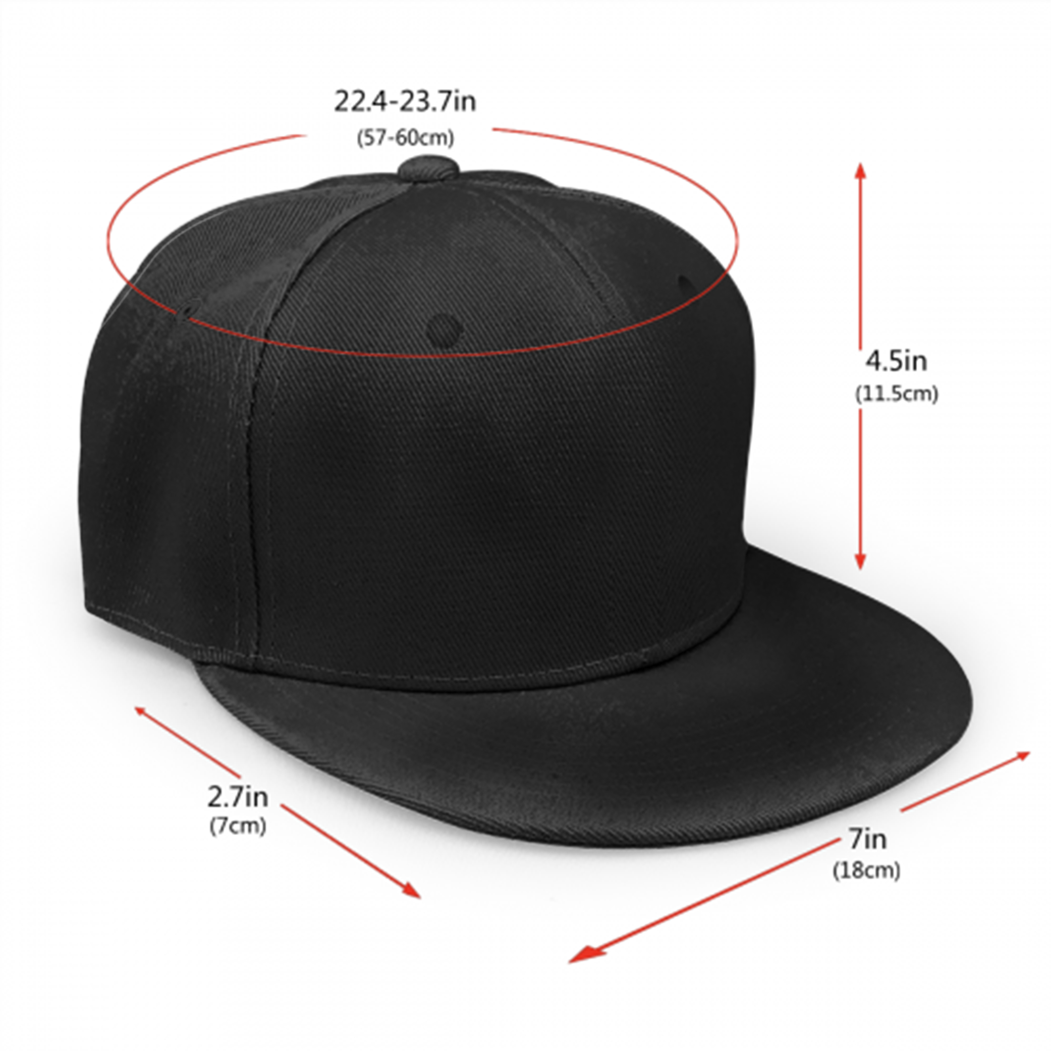 classic caps size