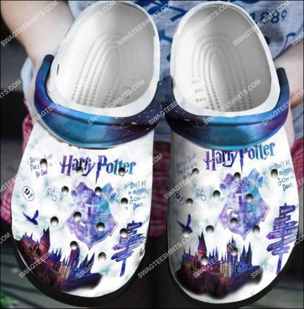 harry potter movie all over printed crocs 1 Copy1