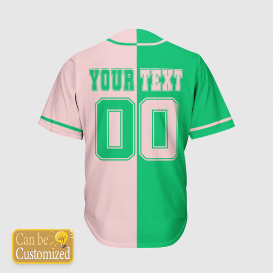 15 Alpha Kappa Alpha Personalized Unisex Baseball Jersey shirt 2