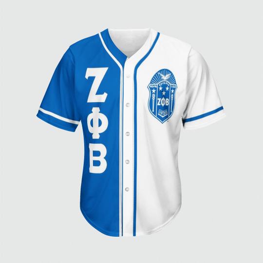 24 Zeta Phi Beta Unisex Baseball Jersey shirt 1