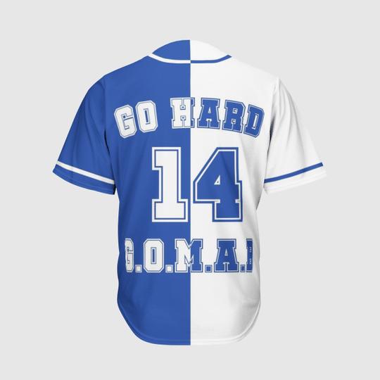25 Phi Beta Sigma Unisex Baseball Jersey shirt 2
