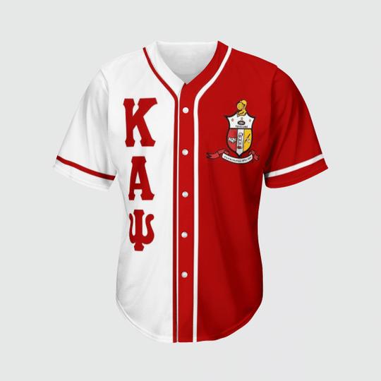 30 Kappa Alpha Psi Baseball Jersey shirt 1