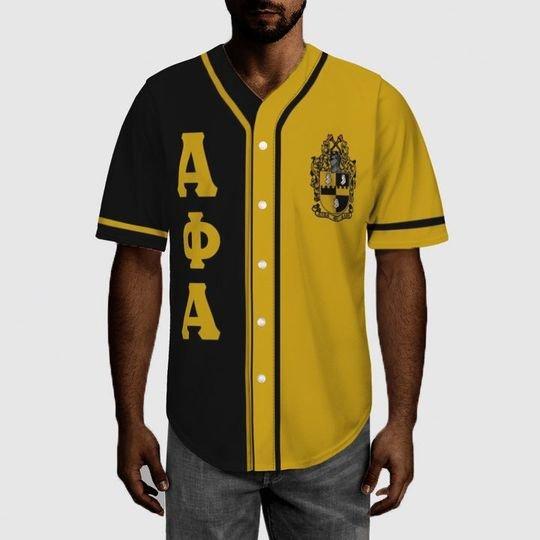 31 Alpha Phi Alpha Baseball Jersey shirt 2