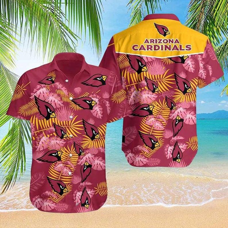 Arizona Cardinals Hawaiian Shirt