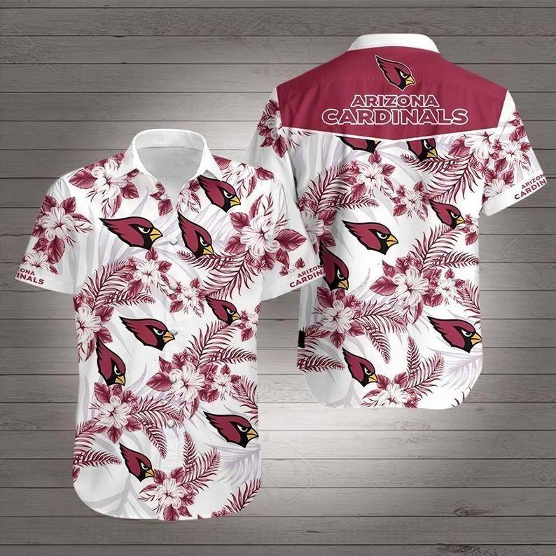Arizona Cardinals NFL Hawaii Summer Shirt
