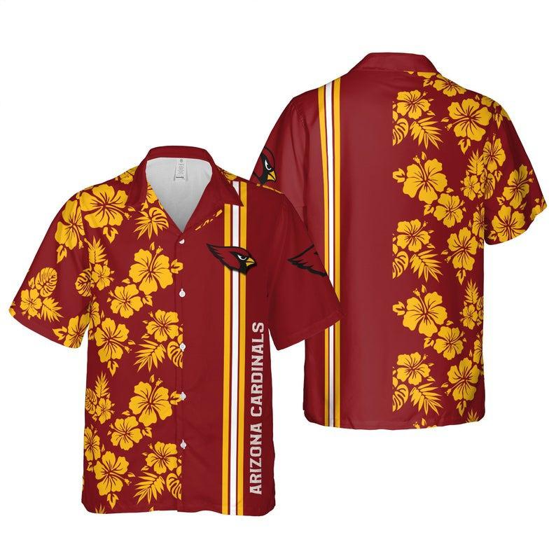 Arizona Cardinals NFL Phoenix Hawaii Floral Shirt