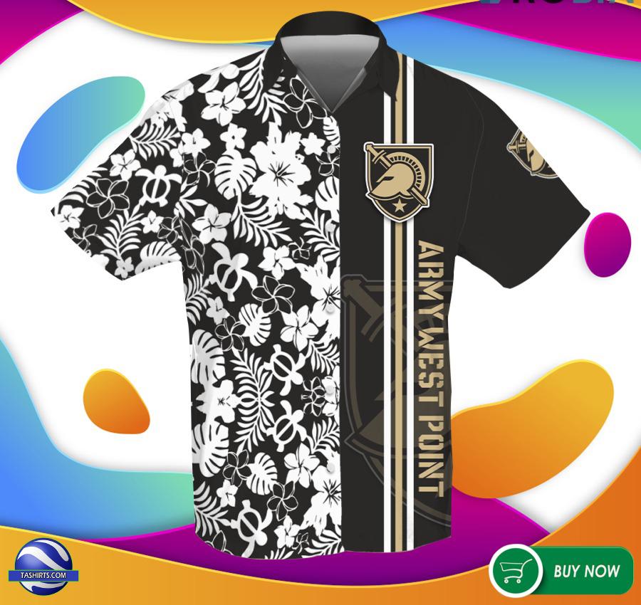 Army Black Knights NCAA Hawaiian Shirt