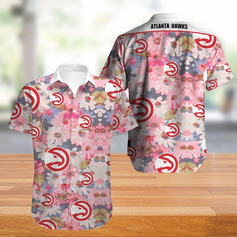 Atlanta Hawks NBA Hawaiian Shirt