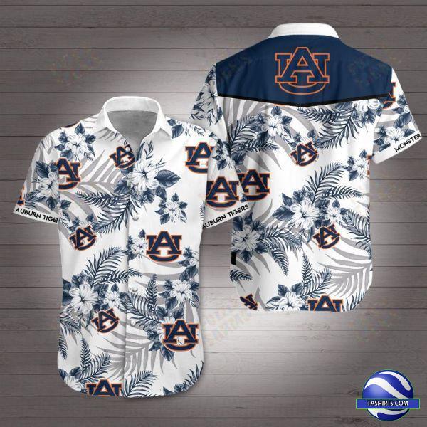Auburn Tigers NCAA Hawaiian Shirt
