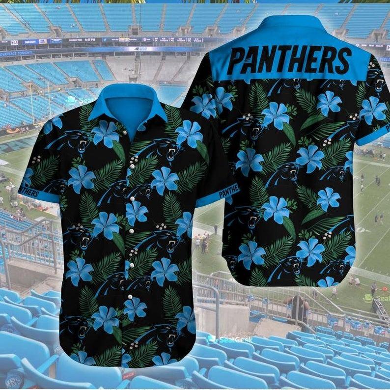Carolina Panthers NFL Hawaiian Shirt