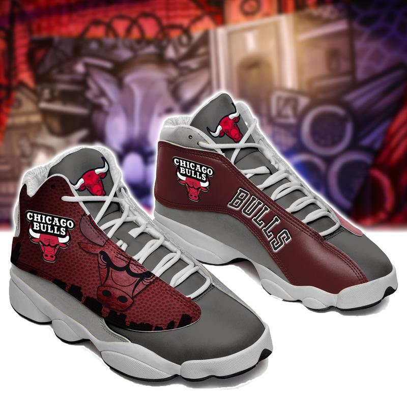 Chicago Bulls Form AIR Jordan 13 Sneakers Disney Sneakers