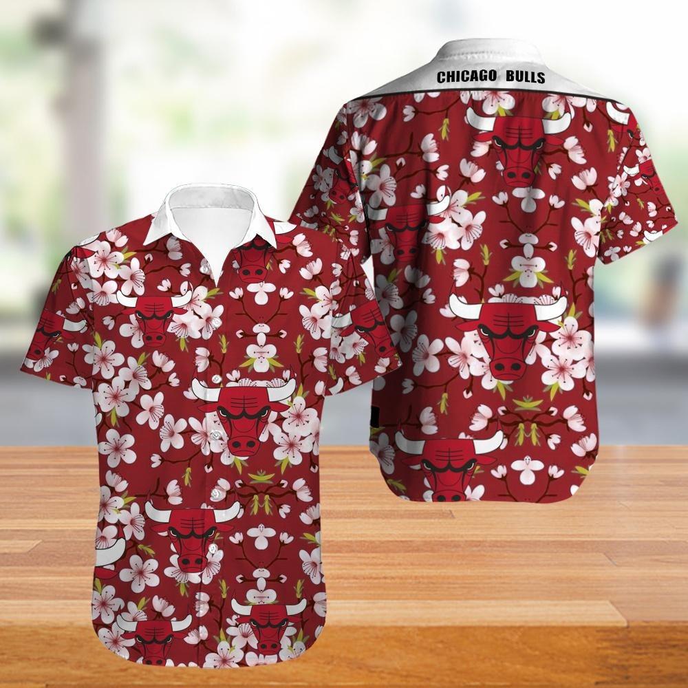 Chicago Bulls NBA Hawaiian Shirt