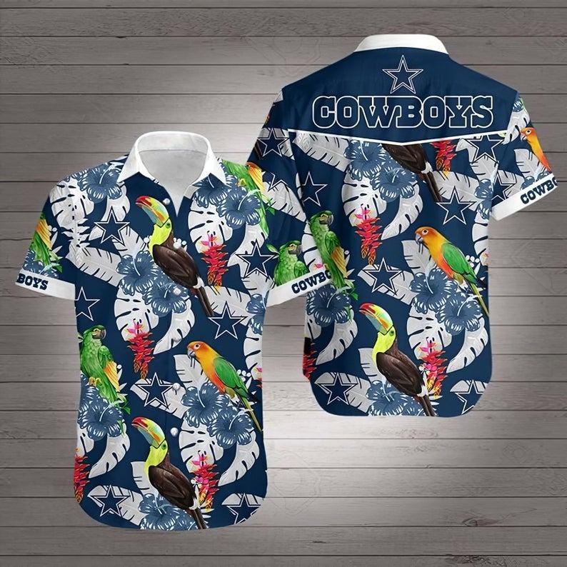 Dallas Cowboys NFL Hawaiian shirt
