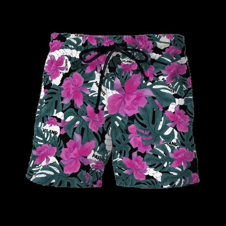 Dennis Nedry Jurassic Park Hawaiian Shirt Beach Shortsz