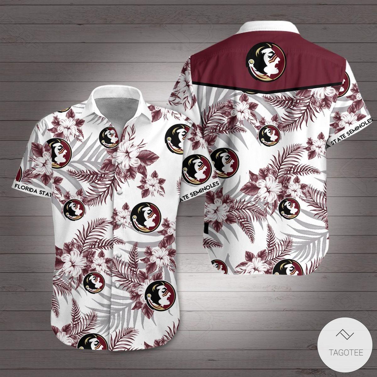 Florida State Seminoles football Hawaiian Shirt