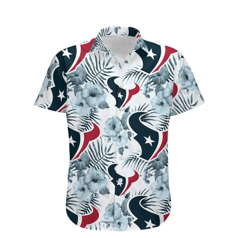 Houston Texans NFL Hawaiian Shirt 1