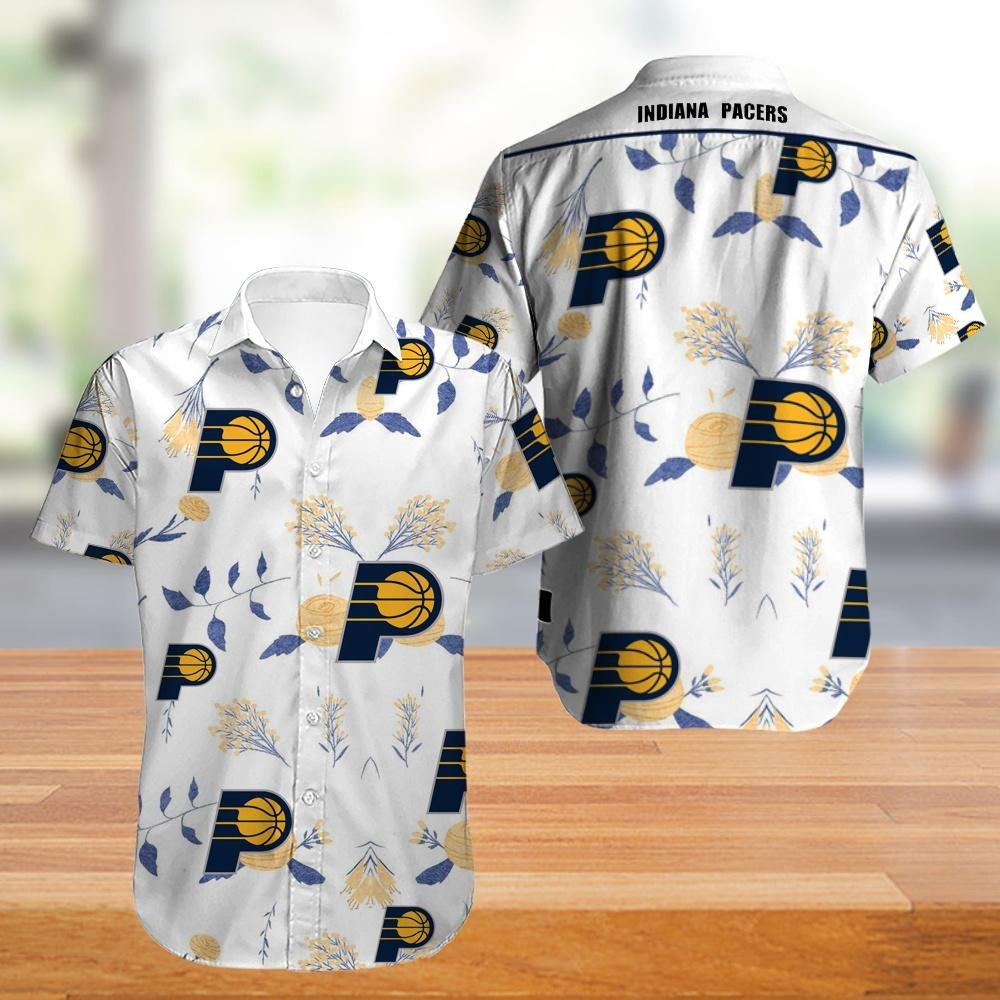 Indiana Pacers NBA Hawaiian Shirt
