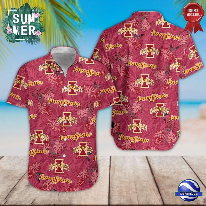 Iowa State Cyclones Hawaiian Shirt