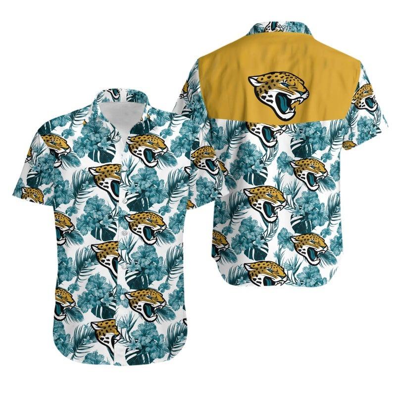 Jacksonville Jaguars NFL Hawaiian Shirt