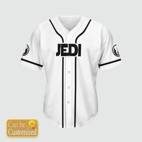 Jedi Star War Baseball Jersey