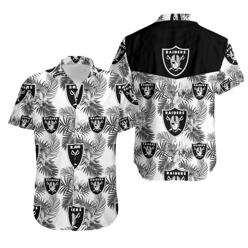 Las Vegas Raiders NFL Hawaiian Shirt