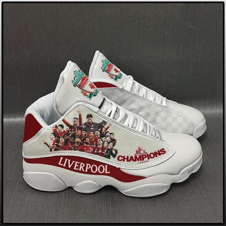 Liverpool football team form AIR Jordan Sneakers 1