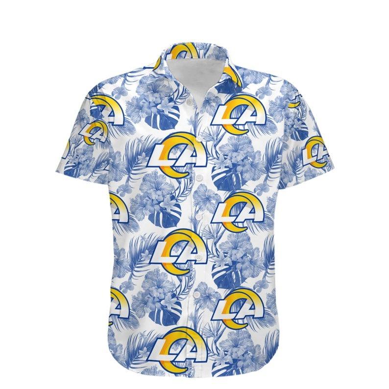Los Angeles Rams NFL Hawaiian Shirt 1