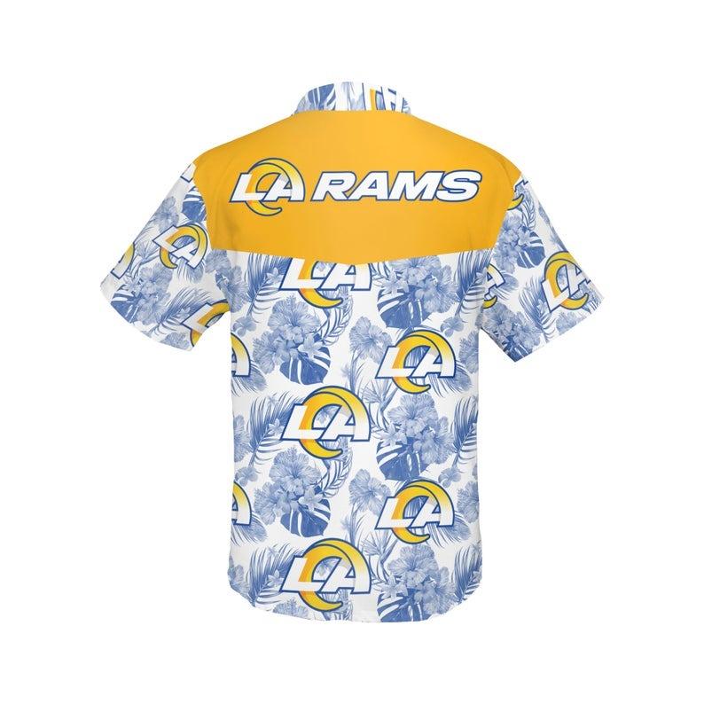 Los Angeles Rams NFL Hawaiian Shirt 2