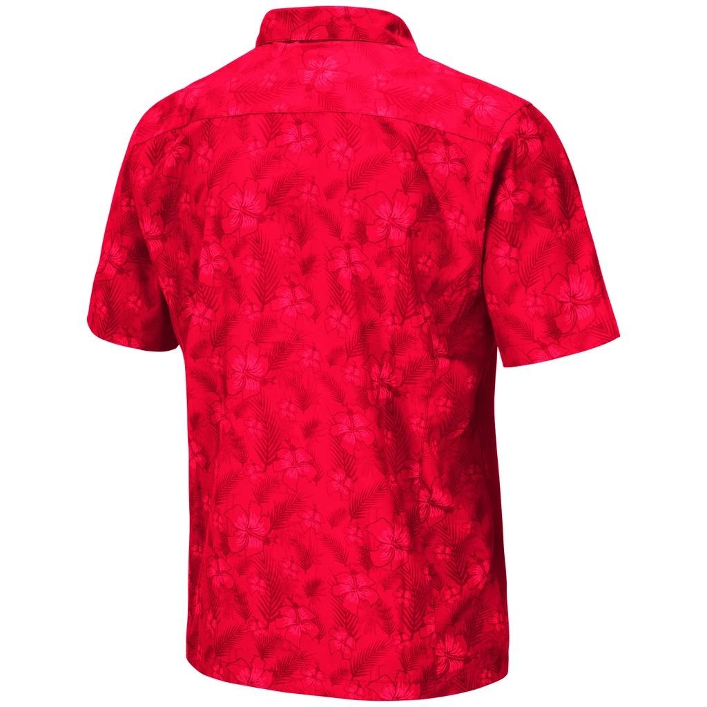 Louisiana Ragin Cajuns NCAA Hawaiian Shirt 1