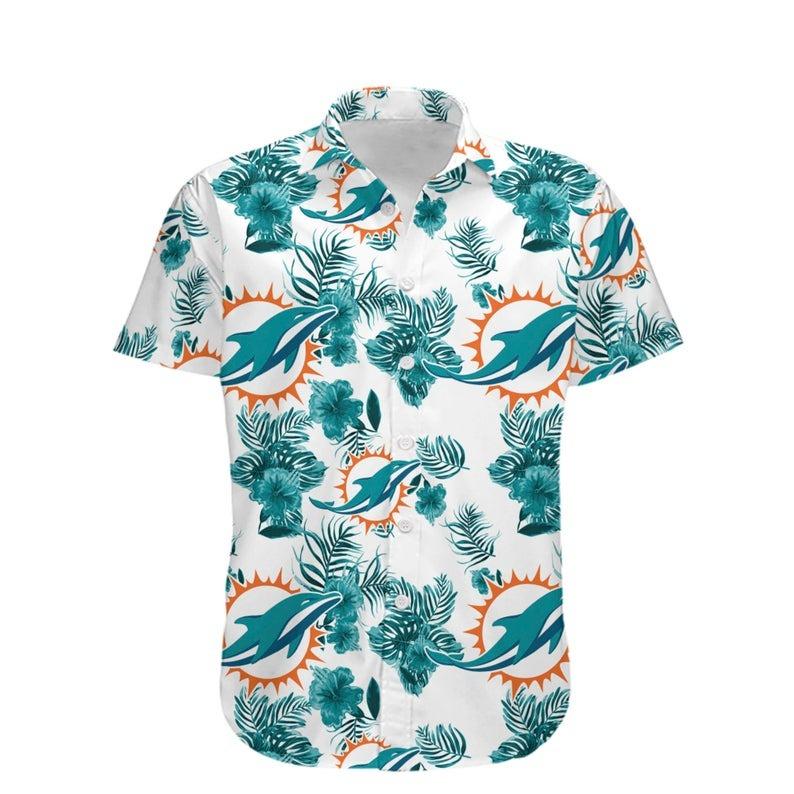 Miami Dolphins NFL Hawaiian Shirt 1